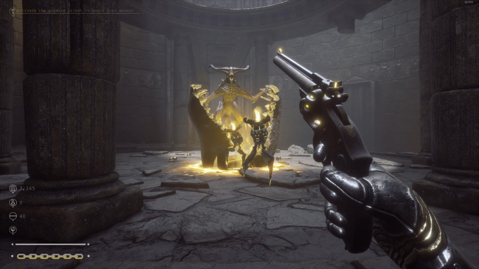 希腊神话版《求生之路》?FPS游戏《陨灭》Steam页面上线