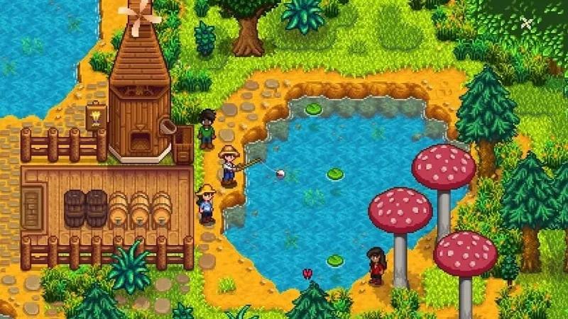 模拟经营游戏也能比赛 星露谷物语杯上线
