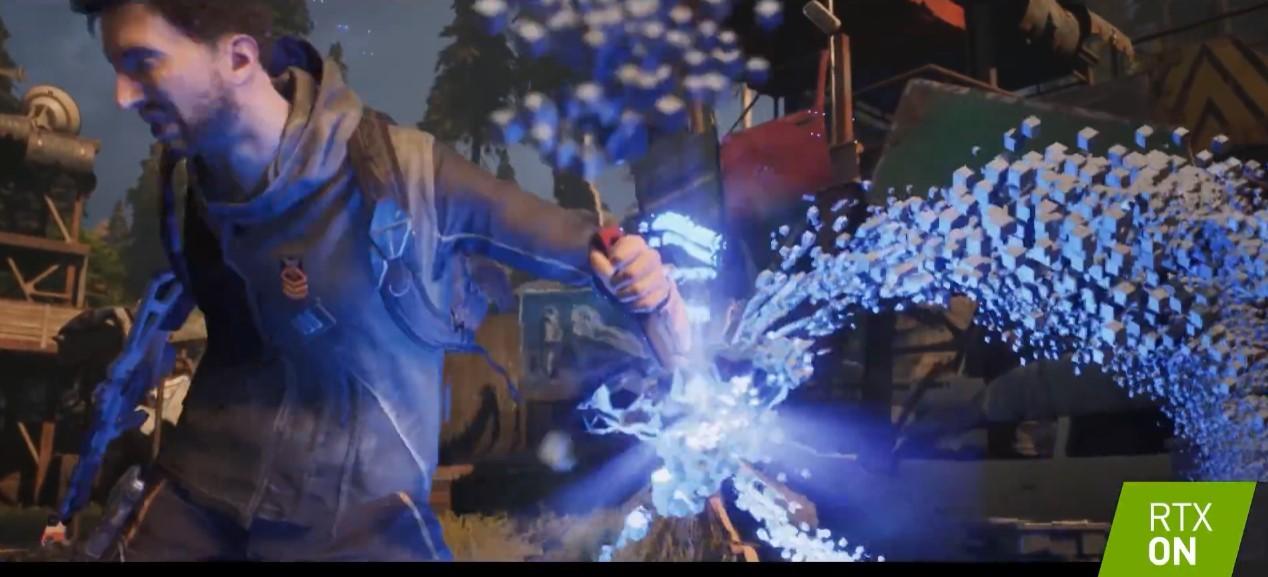 腾讯NExT工作室《重生边缘》光追预告 上演纳米时代末日危机