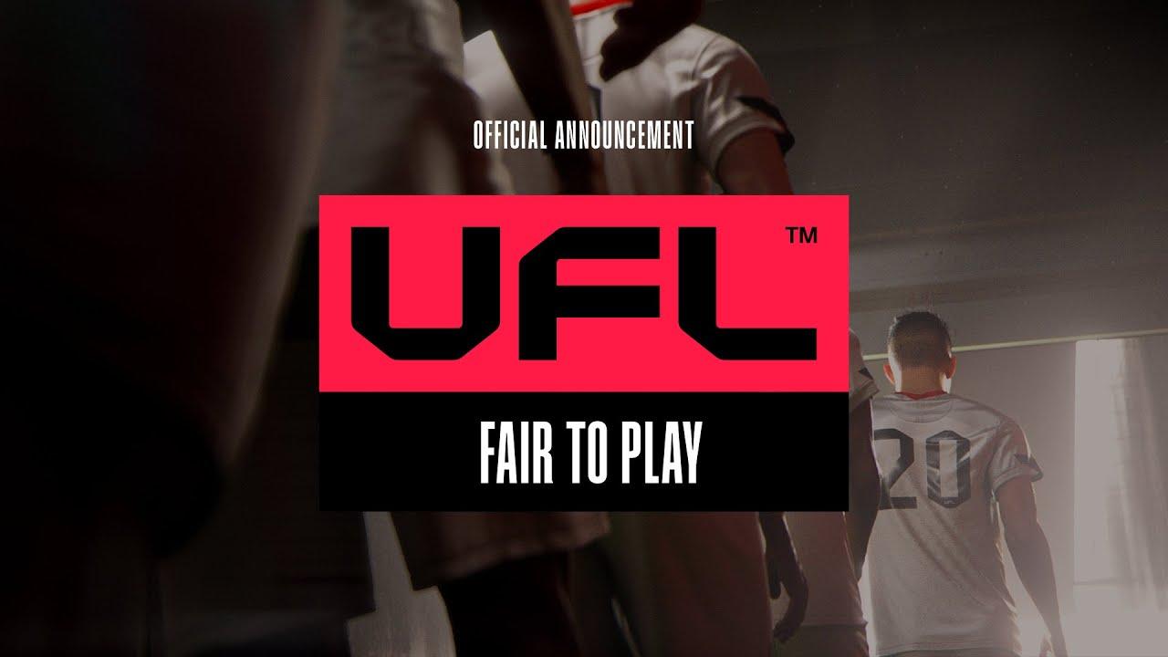 全新免费足球游戏《UFL》公布 将登陆各大主机