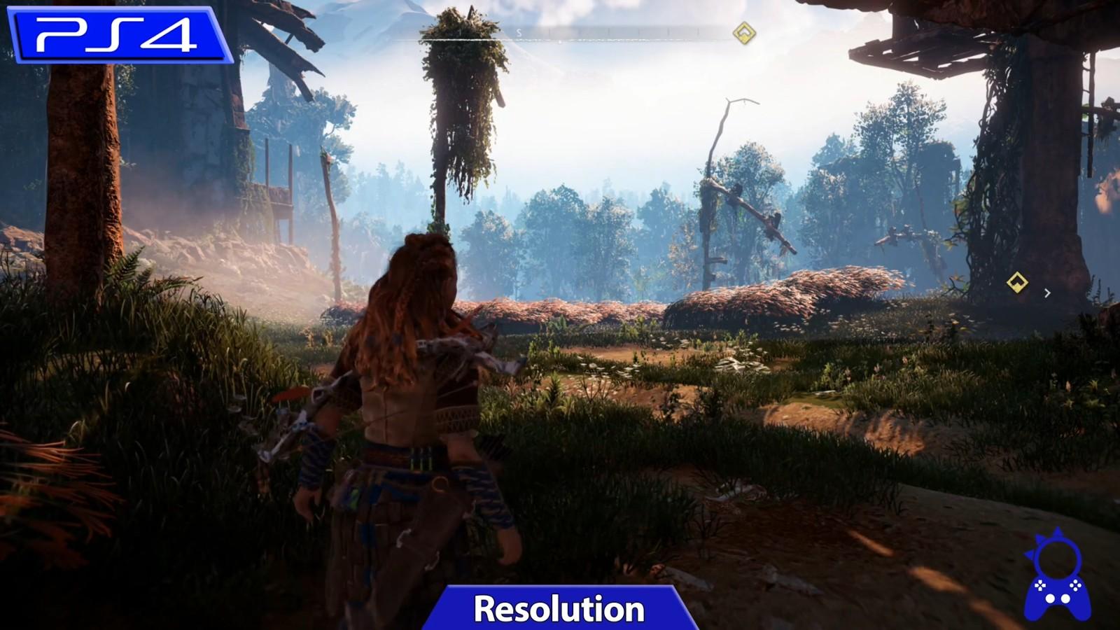 《地平线:黎明时分》PS5补丁测试 稳定4K/60FPS模式运行