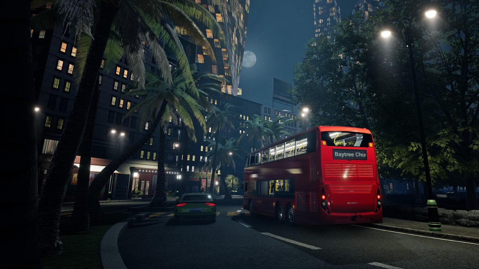 GC21:《巴士模拟21》公布科隆展宣传片 确认9.7发售