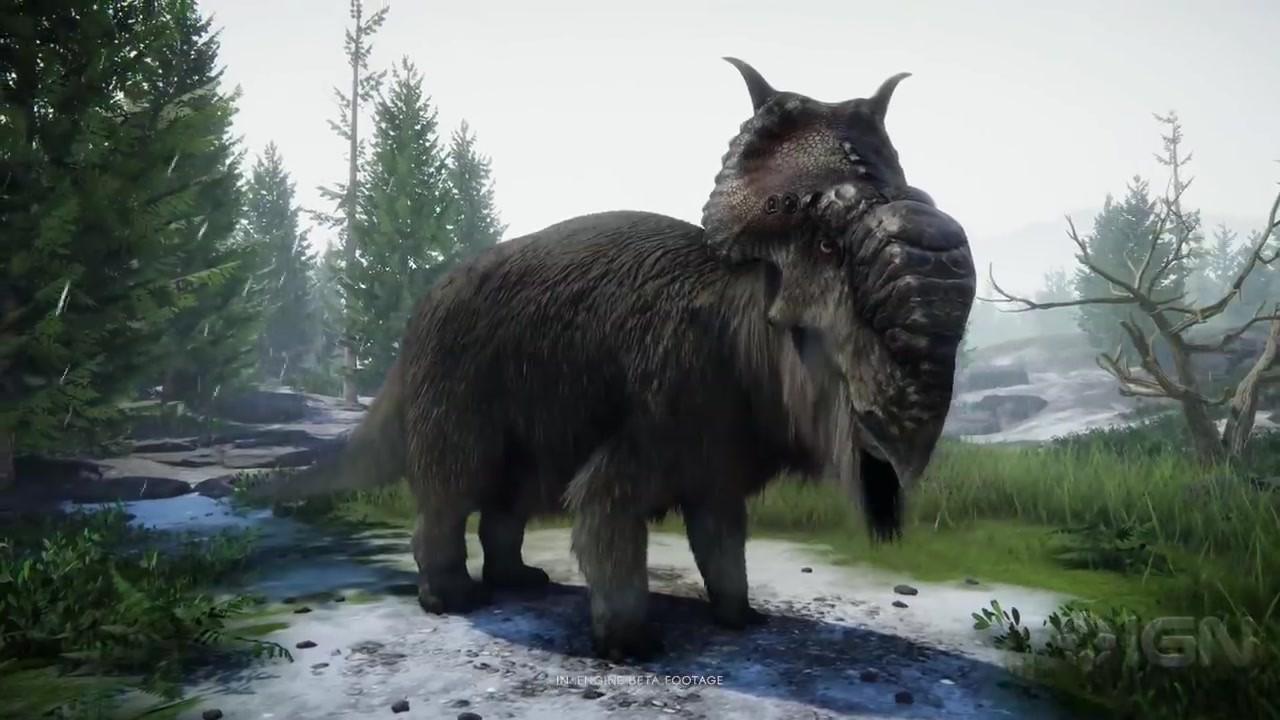 新恐龙主题公园游戏《史前王国》预告片分享