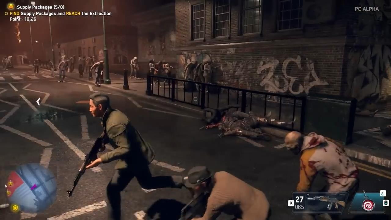 丧尸入侵伦敦 《看门狗:军团》全平台免费加入新模式