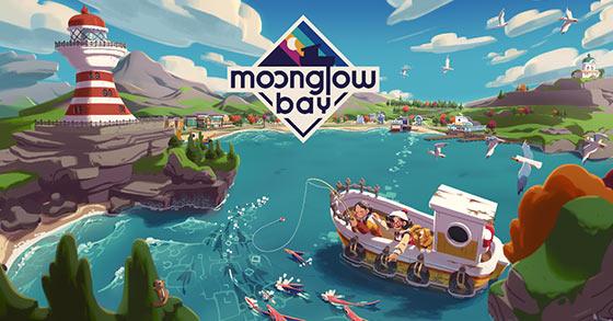 拯救破产的渔业小镇!剧情向钓鱼RPG新作《月光水岸》将于10月发售