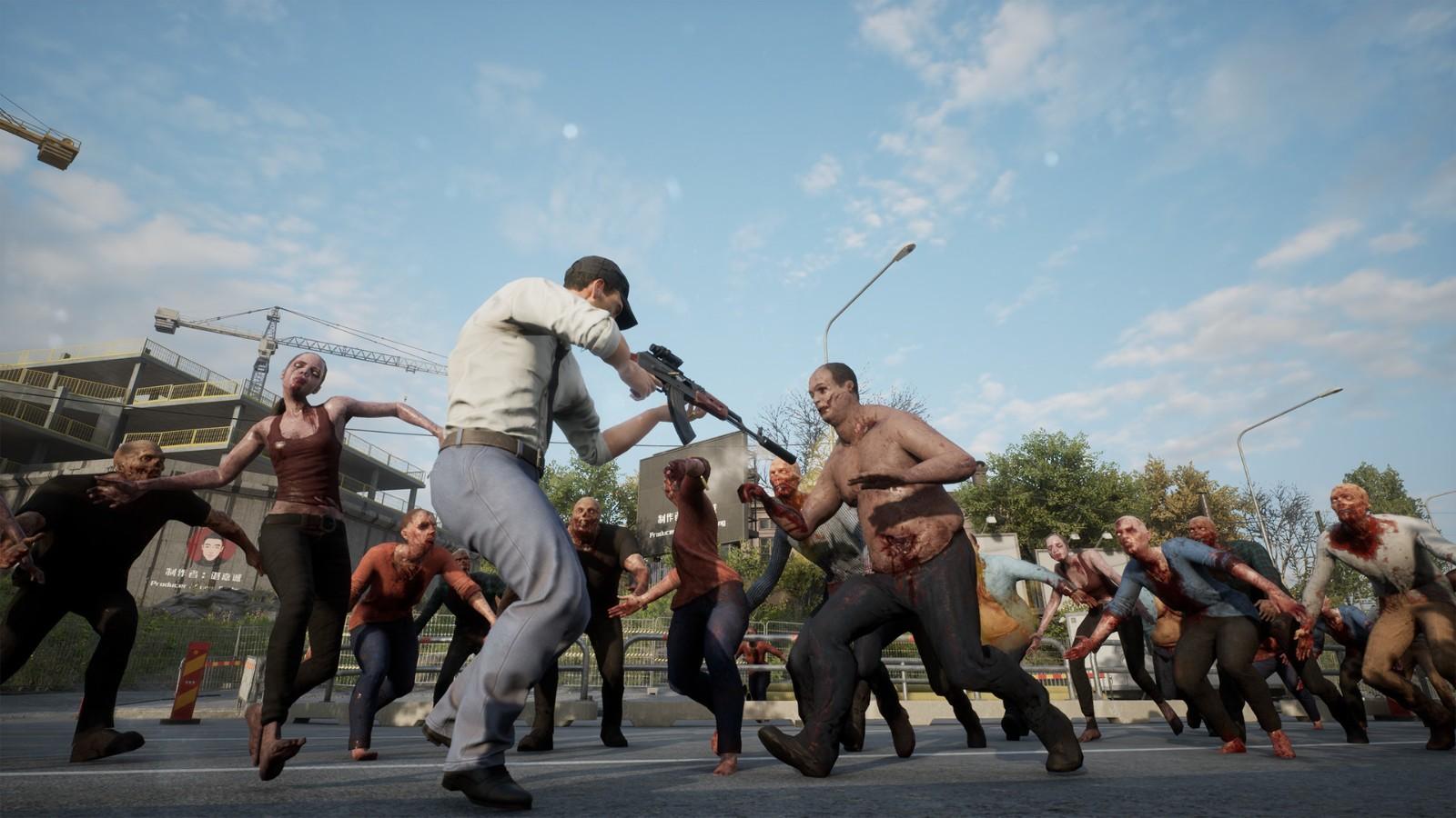 国产免费打僵尸游戏《死寂》9月5日发售 由单人13天时间完成