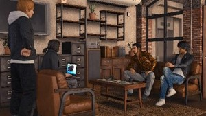 《审判之逝:湮灭的记忆》游戏情报 主线及支线人物