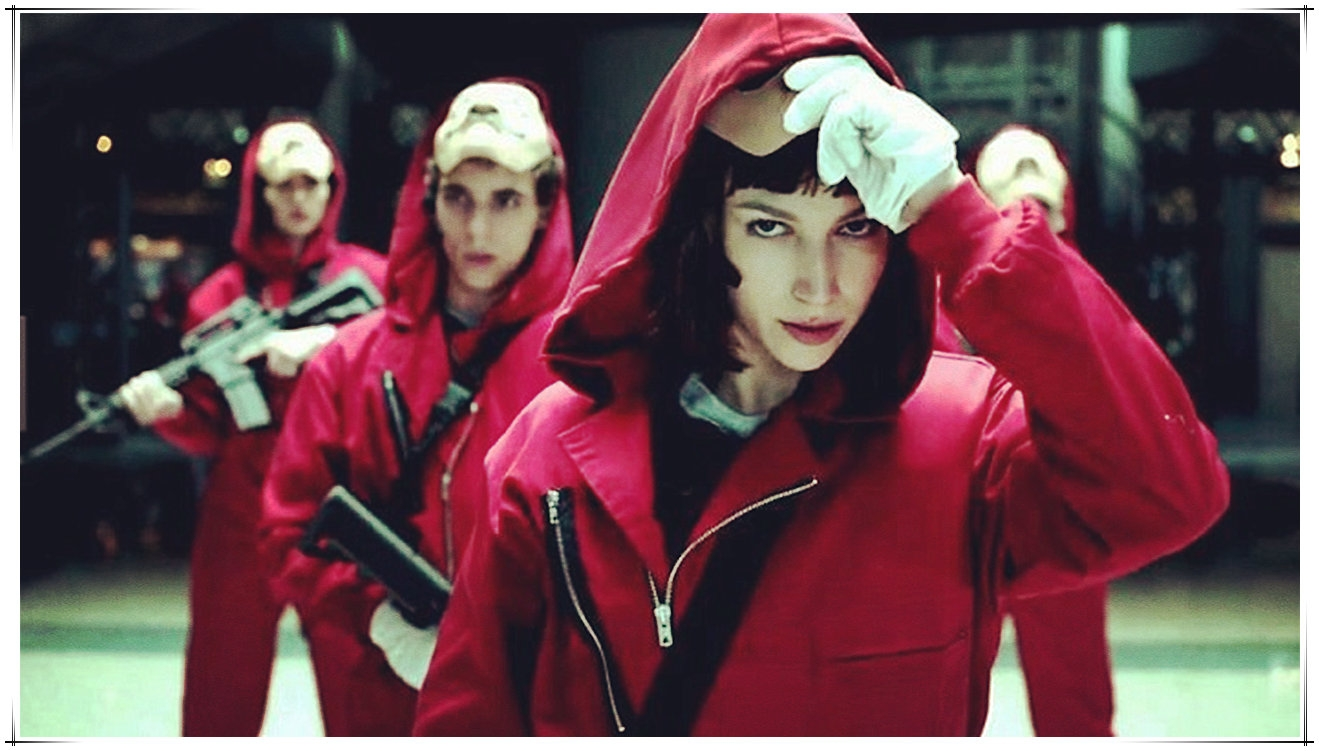 《看门狗:军团》联动网飞电视剧《纸钞屋》 专属皮肤及标志性面具上线