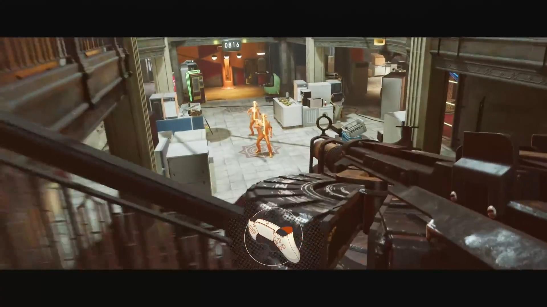 《死亡循环》DualSense沉浸感预告 每一枪都很真实