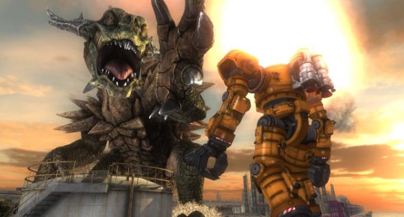 《地球防卫军》系列Steam大促开启 最大优惠90%