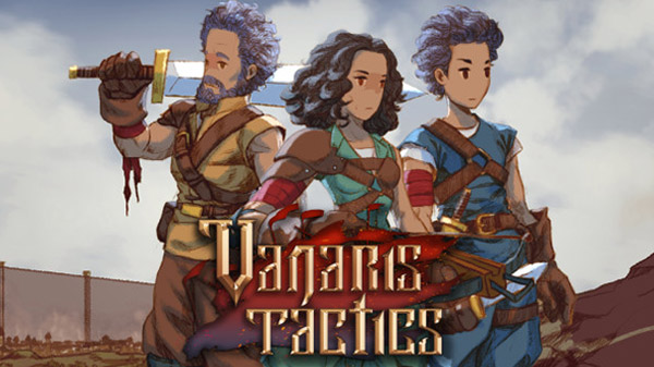 回合制策略游戏《Vanaris Tactics》公布 登陆PC平台