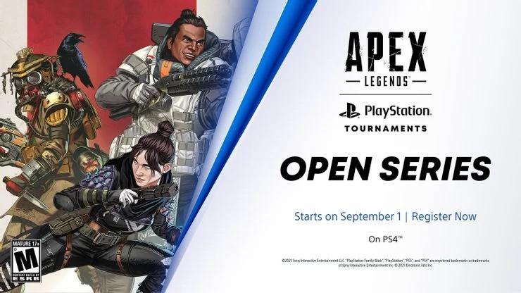 《Apex英雄》和《彩虹六号:围攻》加入PS公开锦标赛 即日开赛