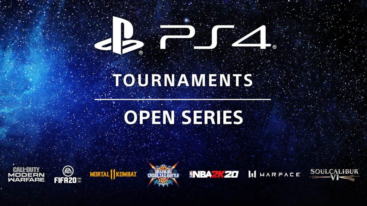 《Apex英雄》和《彩虹六号:围攻》等17款大作参加PS公开锦标赛