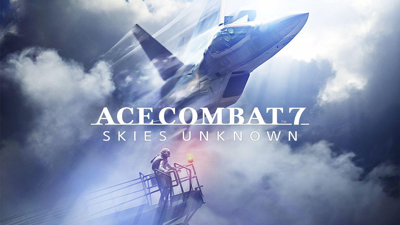 《皇牌空战7:未知空域》免费更新 新添战机外观及六首多人游戏BGM