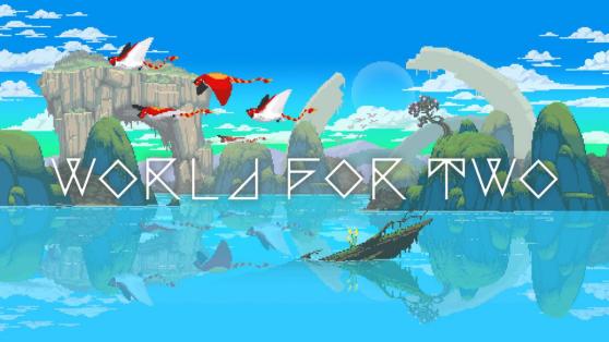 生命创造像素艺术《World for Two》中文版预定 发售时间确定于9月9日