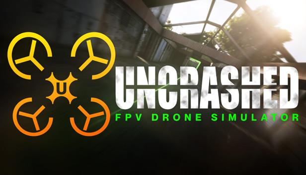 FPV无人机模拟器《Uncrashed》今日Steam发售 圆你飞行员的梦想