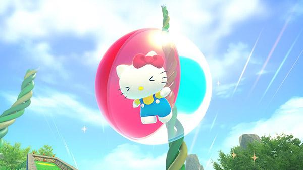 《超级猴子球》全新预告 Hello Kitty作为角色参战