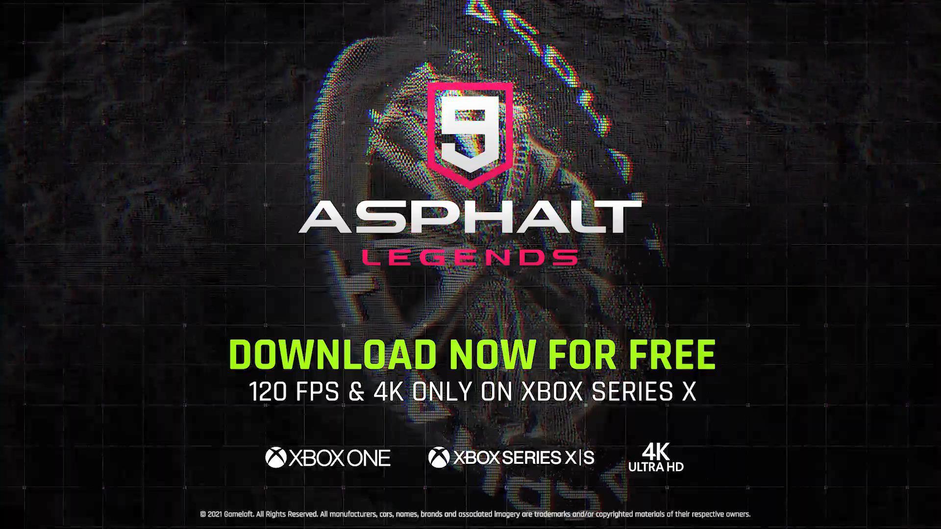 《狂野飙车9:竞速传奇》Xbox发售预告片 支持4K120帧