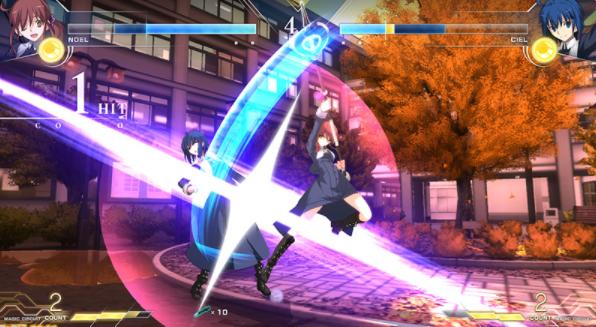 《月姬格斗》新角色诺艾尔战斗演示 9月30日全平台发售