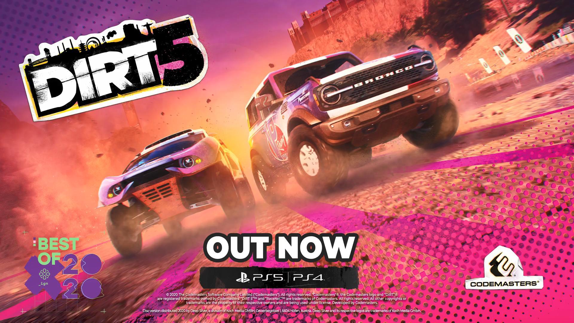 """《灰尘5》新DLC""""狂野之魂""""上线 售价32元"""