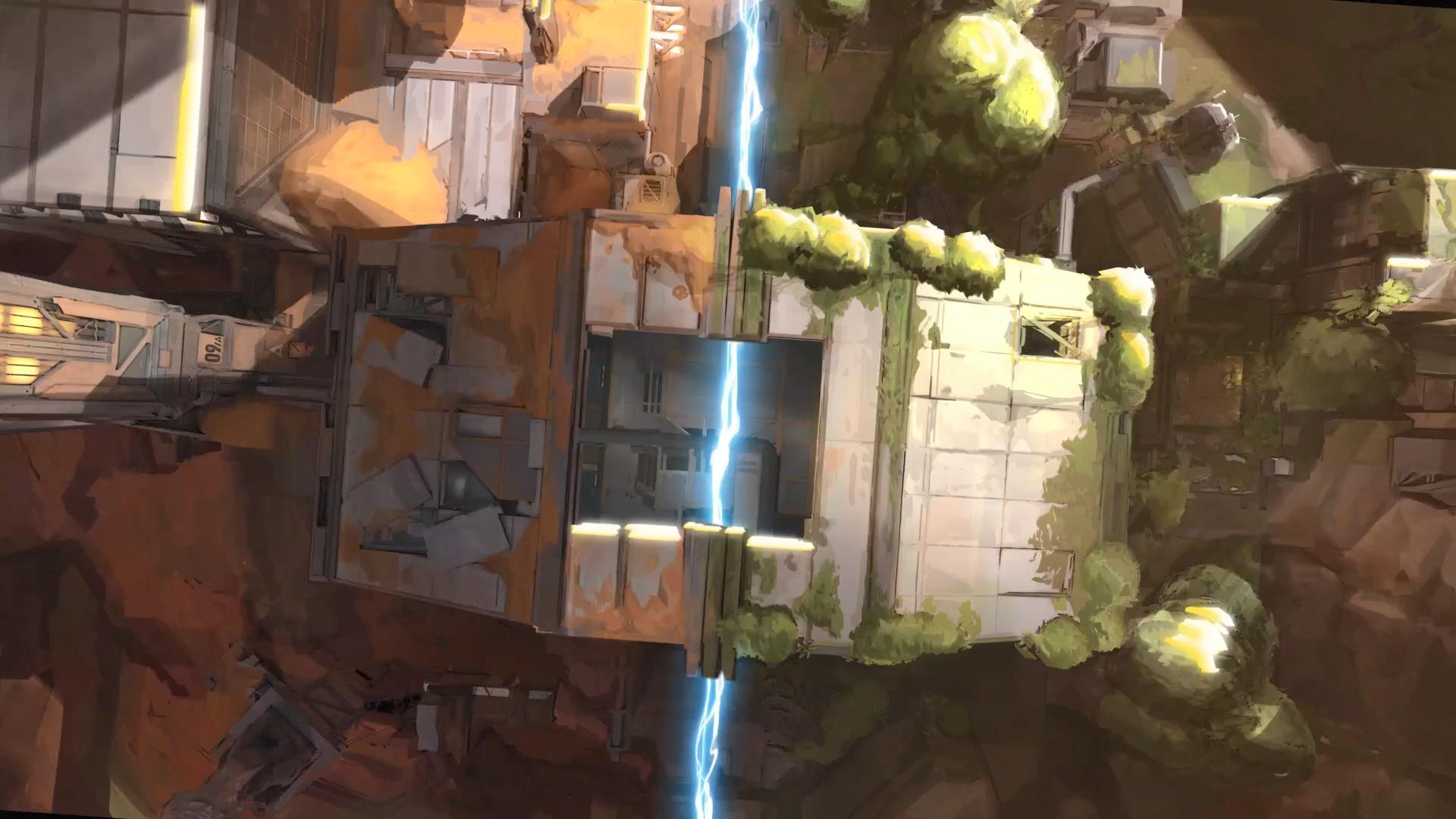 "《Valorant》新地图""天漠之峡""预热 返视镜第二章即将推出"