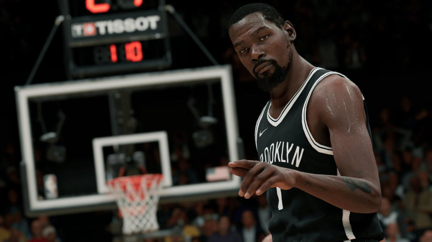 《NBA 2K22》加入17个新徽章 优化AI机制及游戏性能