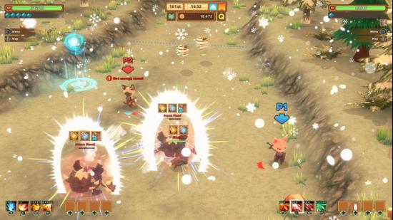 优盈平台玩、心爱的举措冒险RPG《奇塔利亚童话》明天在PC和主机平台宣布 + 全新宣扬片!