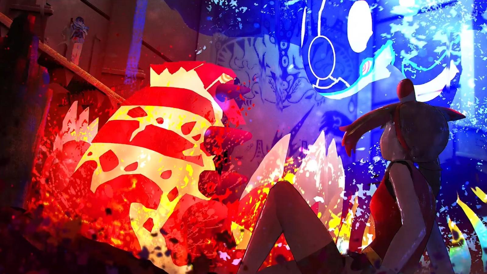 宝可梦25周年动画《宝可梦:退化》预报片优盈平台然