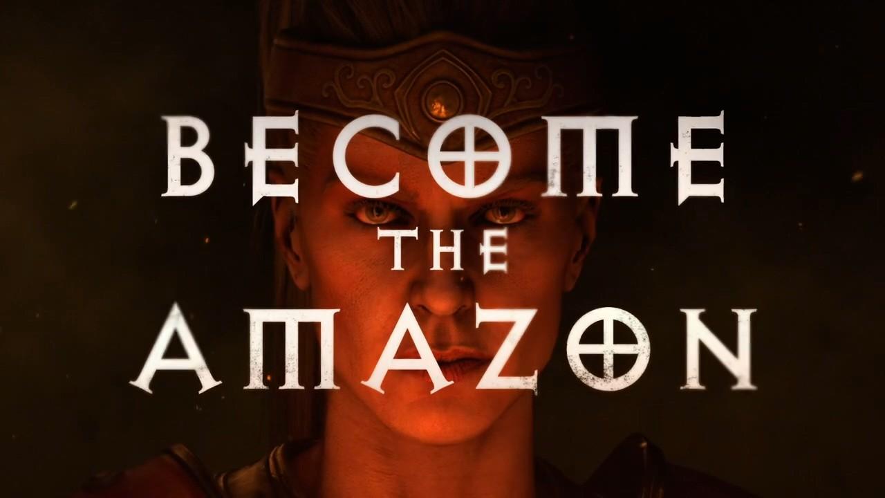 《暗黑粉碎神2重制版》亚马逊预报 弓箭标枪大杀四方