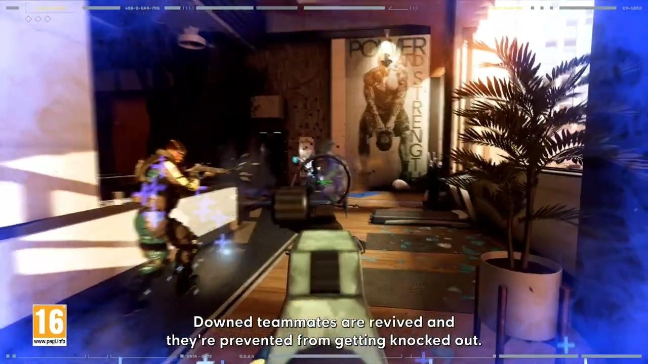 《彩虹六号:异种》新干员预报 强力帮助女脚色退场
