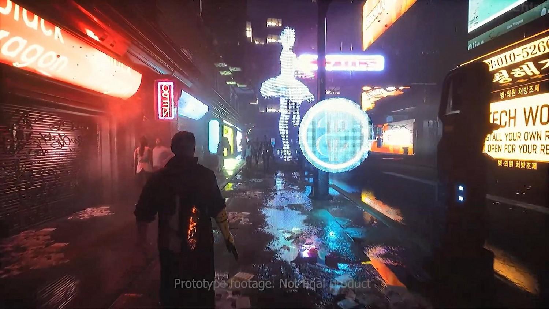赛博朋克举措游戏《鉴戒2099》新预报 优盈平台幻5刁悍