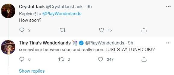《小缇娜的奇异之地》新演示行将宣布 敬请等候