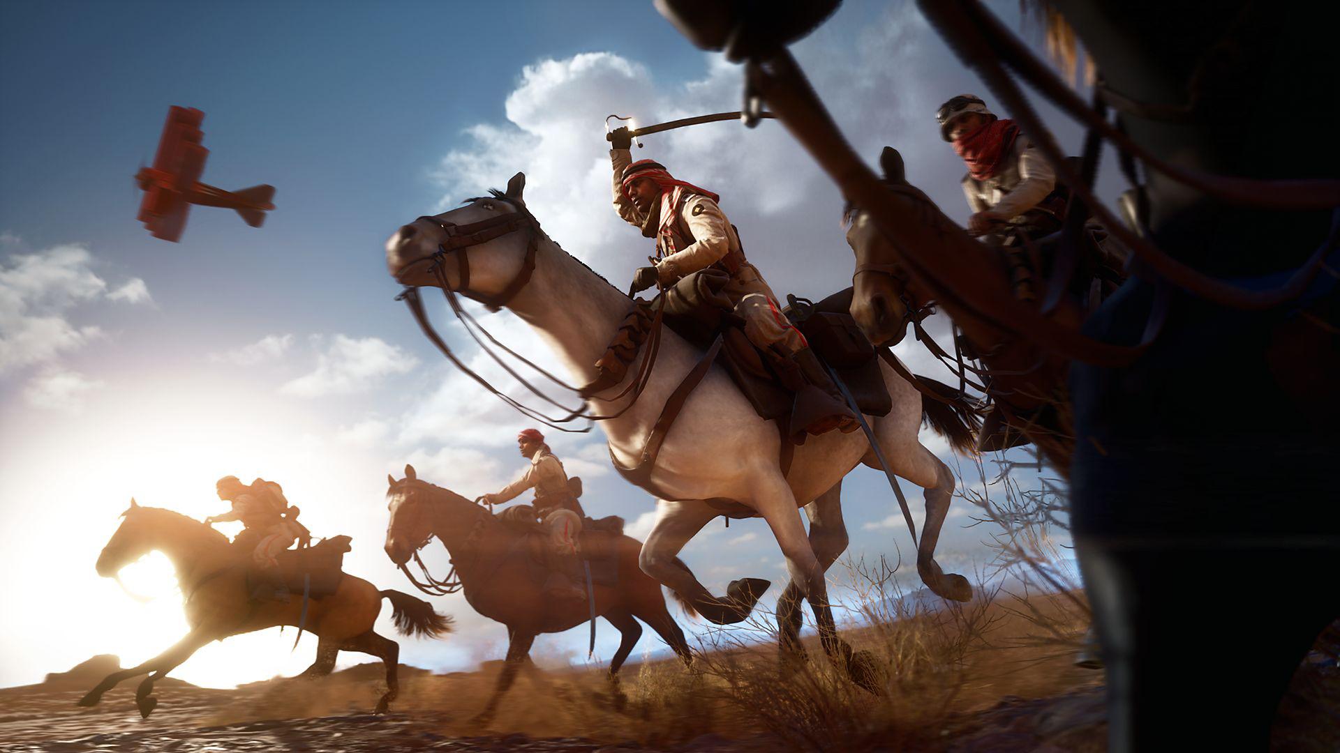 Steam喜加一:收费支付《战地1》步兵绑缚包