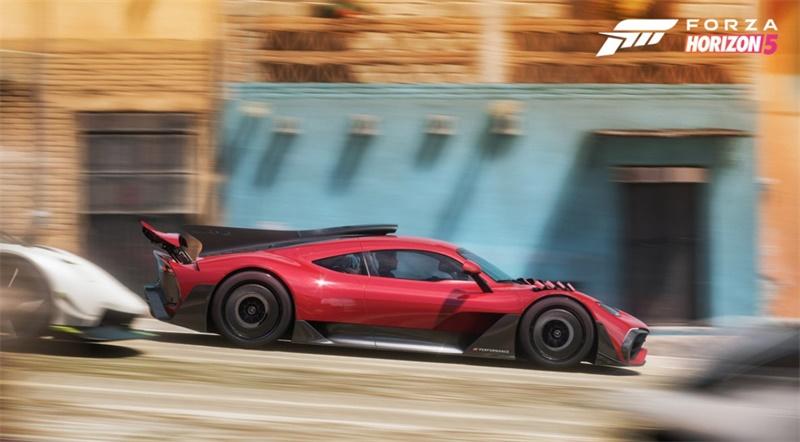 封面车辆公布!《极限竞速:地平线5》开启Steam预购