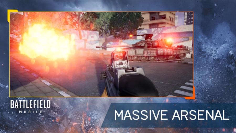 《战地:移动版》截图上线谷歌商店 包含战地IP经典元素