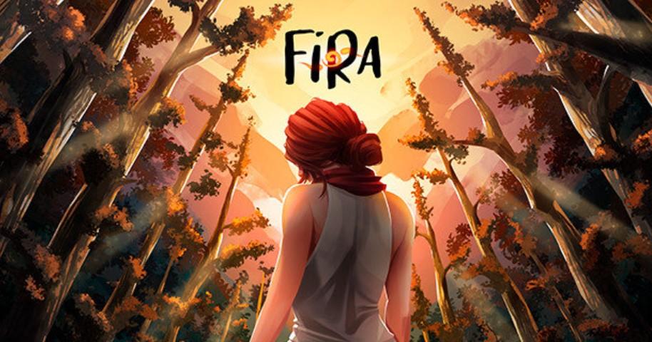 第三人称解谜《Fira》上架Steam 正式版将于2022年3月30日发布