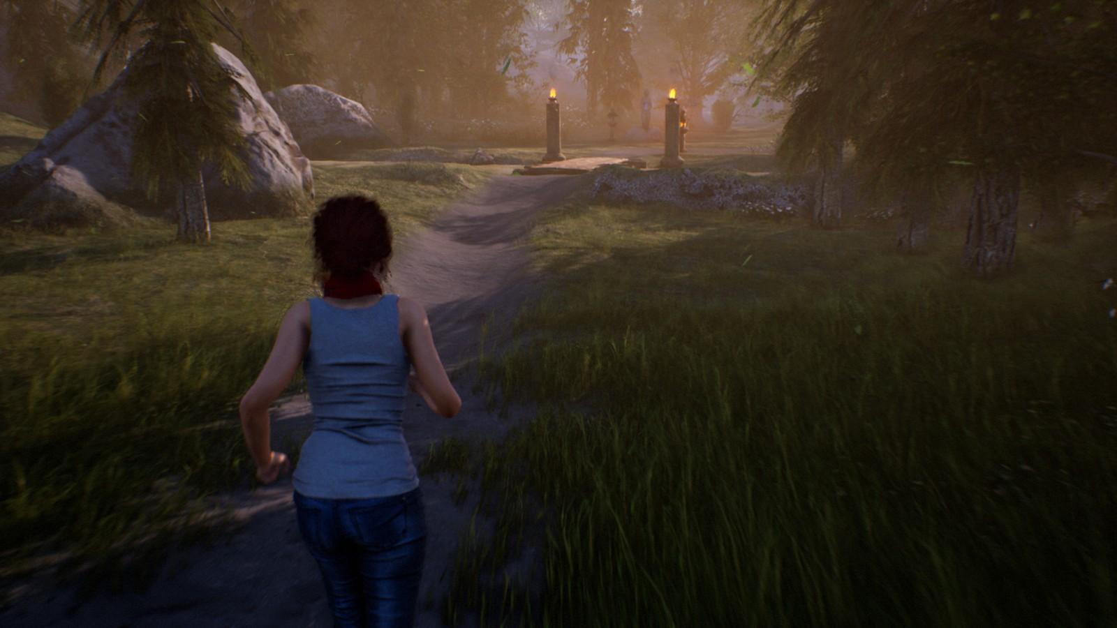 第三人称解谜《Fira》上架Steam 推荐GTX 1070