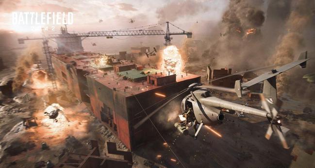 《战地2042》联机ping值太高怎么办?七款地图情报曝光