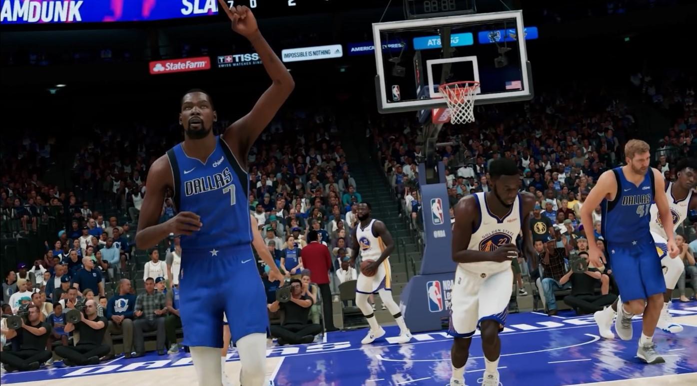 《NBA 2K22》梦幻球队预告 各个时代超级巨星等你组队
