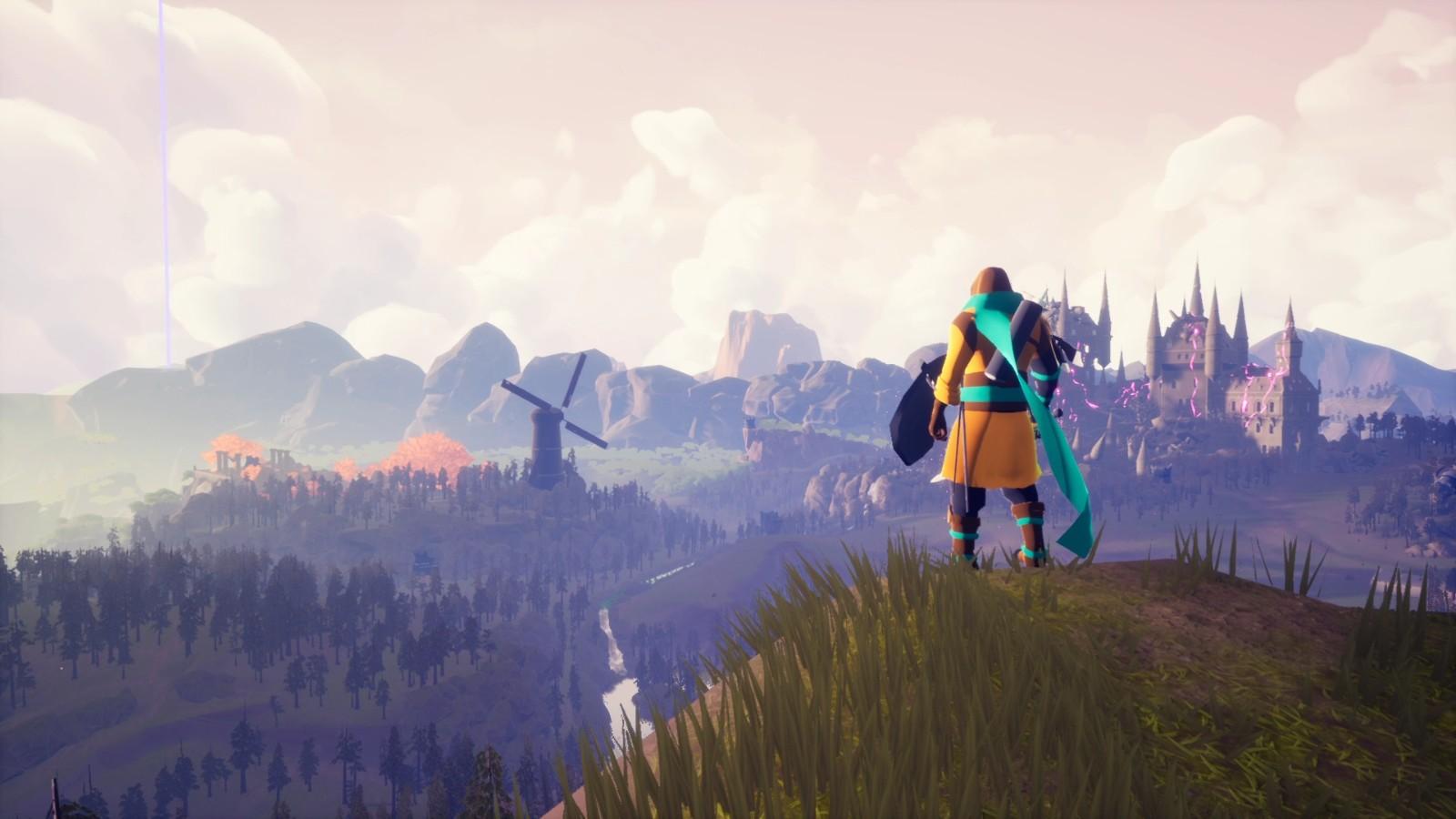 类魂新作《Holomento》上架Steam 目前已开放免费试玩Demo