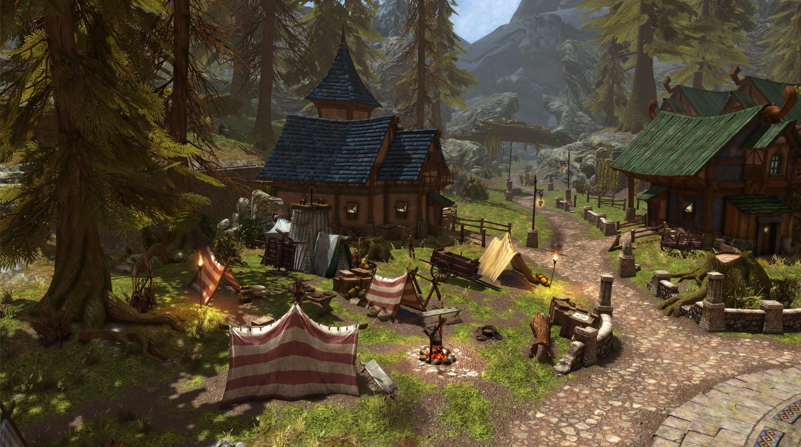 《阿玛拉王国:惩罚 重置版》新DLC或将完成 游戏背景故事公开