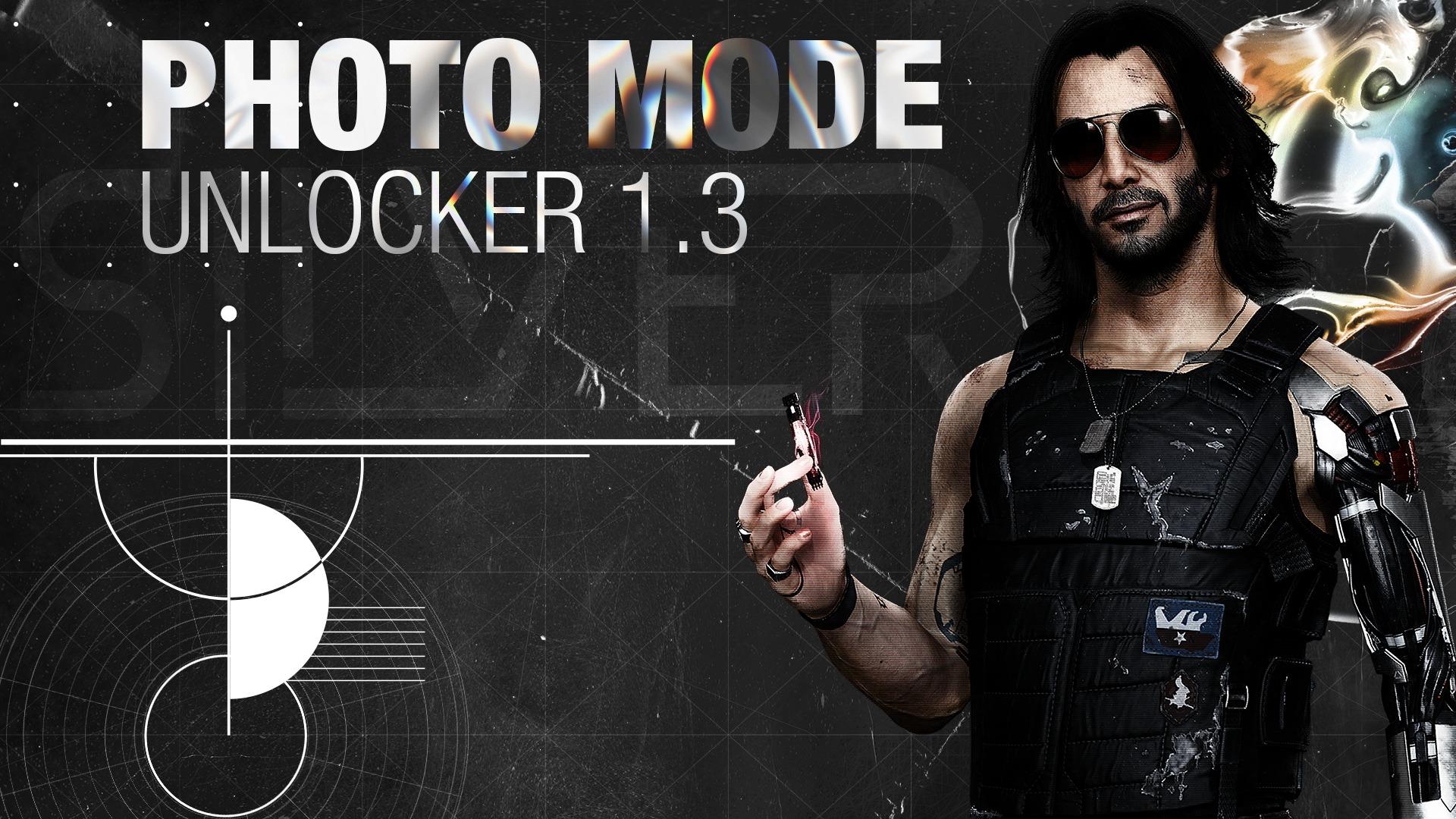 《赛博朋克2077》照片模式强化Mod 去除限制添新功能