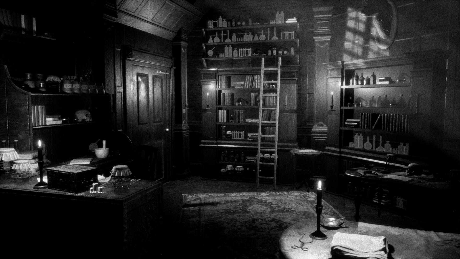 克式恐怖游戏《Necropolis Suite》上线Steam 不支持中文