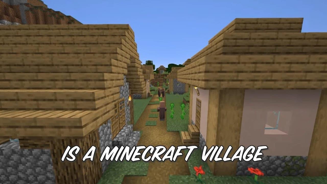 老外发起新挑战 耗费4吨纸壳打造《我的世界》现实版小镇