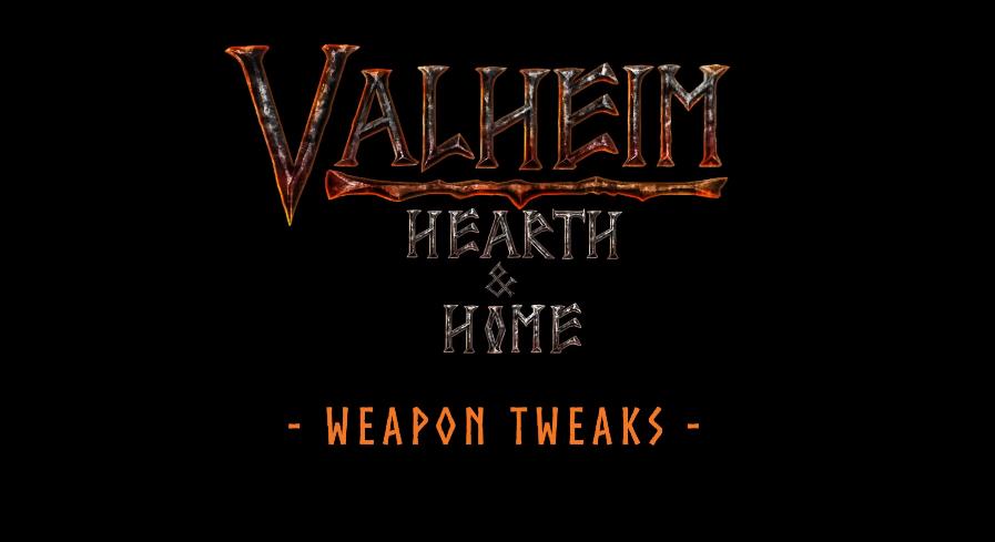 《英灵神殿》发布《灶与家》更新武器改动公布:斧子加强,削弱弓箭