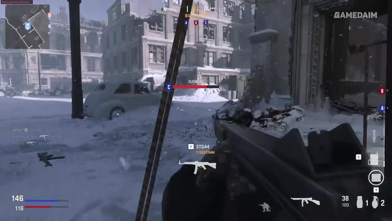 《使命召唤:先锋》B测已开始 玩家发布B测实机视频