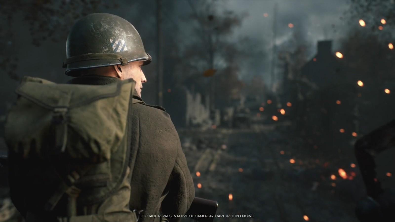 特别好评FPS《人间地狱》主机版10月5日发售 画面超真实