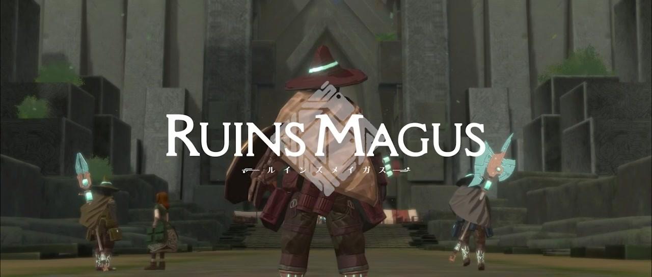 VR魔法ARPG《废墟术士》新预告片分享