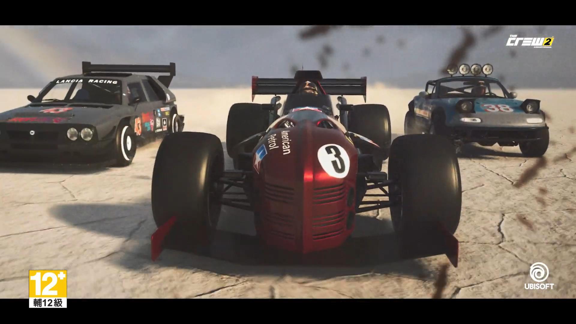 《飙酷车神2》第三季第二集预告片 今日正式上线