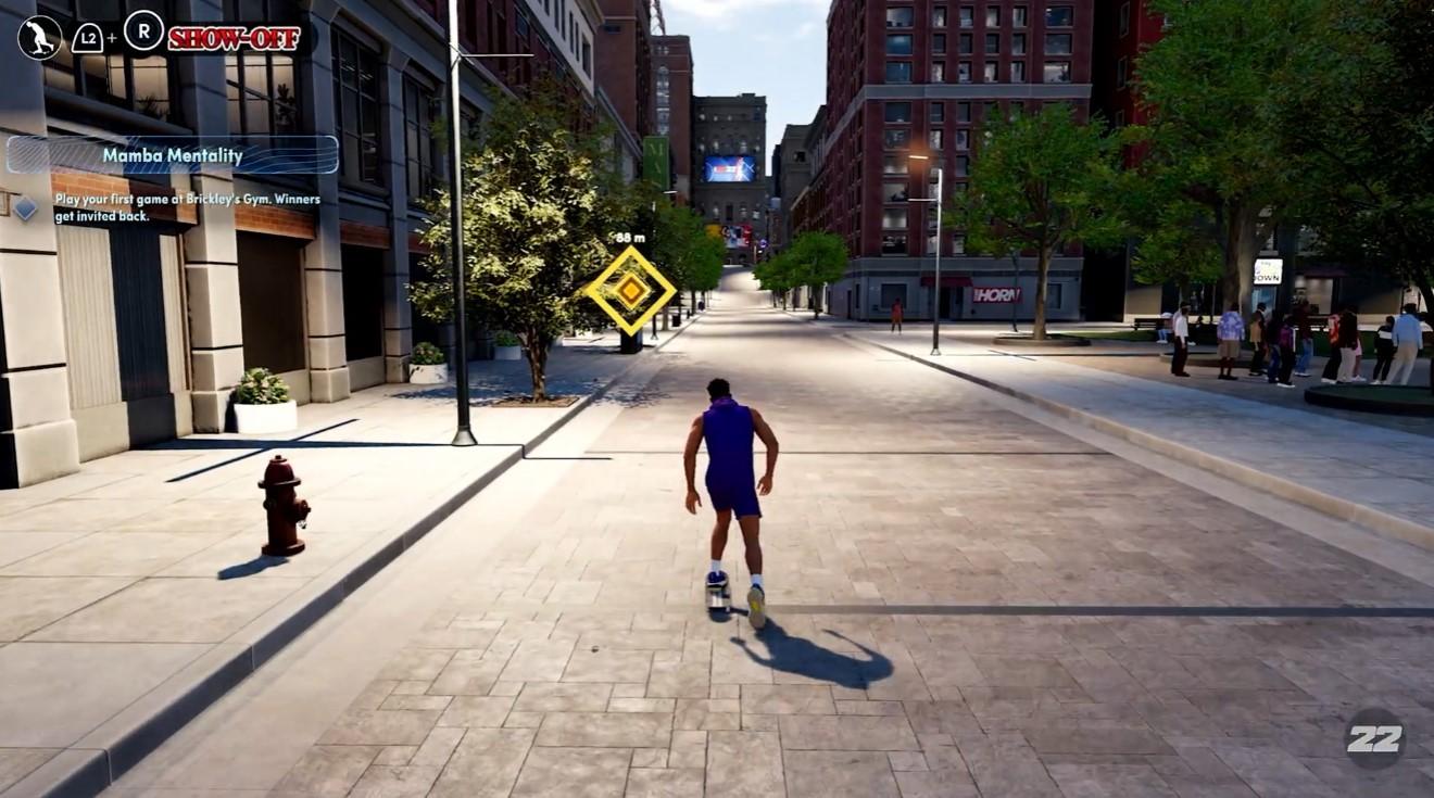 《NBA 2K22》MC模式新预告 新增单车竞速任务